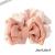 【親子お揃いプレゼント】ピンクレースとピンクリボンのママシュシュ【出産祝い/ペア/誕生日/ジュメル神戸】サイズ