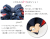 【親子お揃いプレゼント】レッドチェックネイビーリボンシュシュ【出産祝い/誕生日/オシャレ】詳細