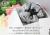 スワロフスキービジュージュメル神戸国産ツイードレディーシュシュ【高級/おしゃれ/誕生日】 ギフトラッピング2