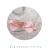 【親子お揃いプレゼント】ジュメル神戸ファーストベビースワロフスキー付ヘアクリップ【誕生日/可愛い/国産/日本製】マカロンピンク