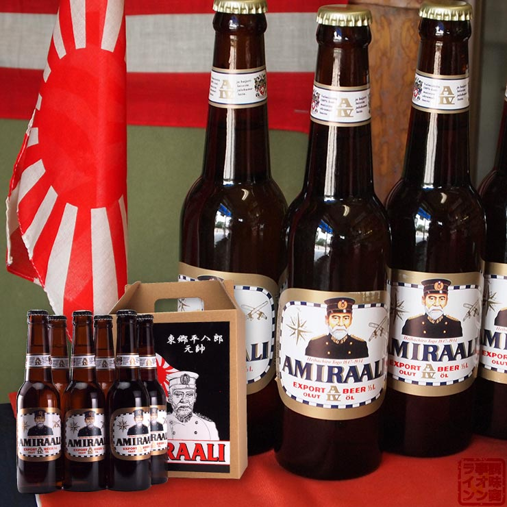 日本ビール 東郷ビール 6本ギフトセット  ピルスナー 330ml びん 1セット