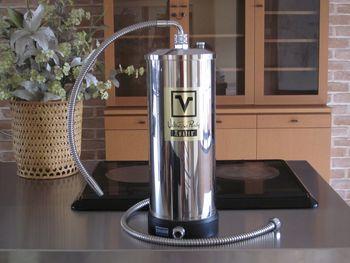 V・R πウォーター活水器 Vπー350本体
