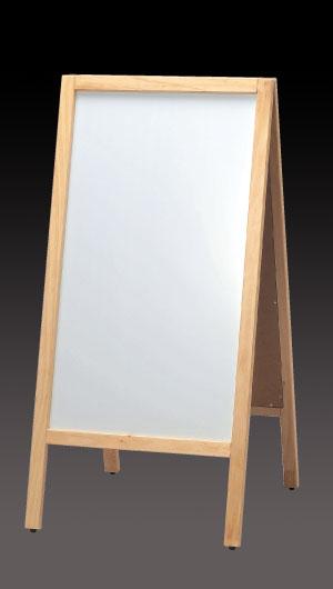 A型スタンド 白木枠