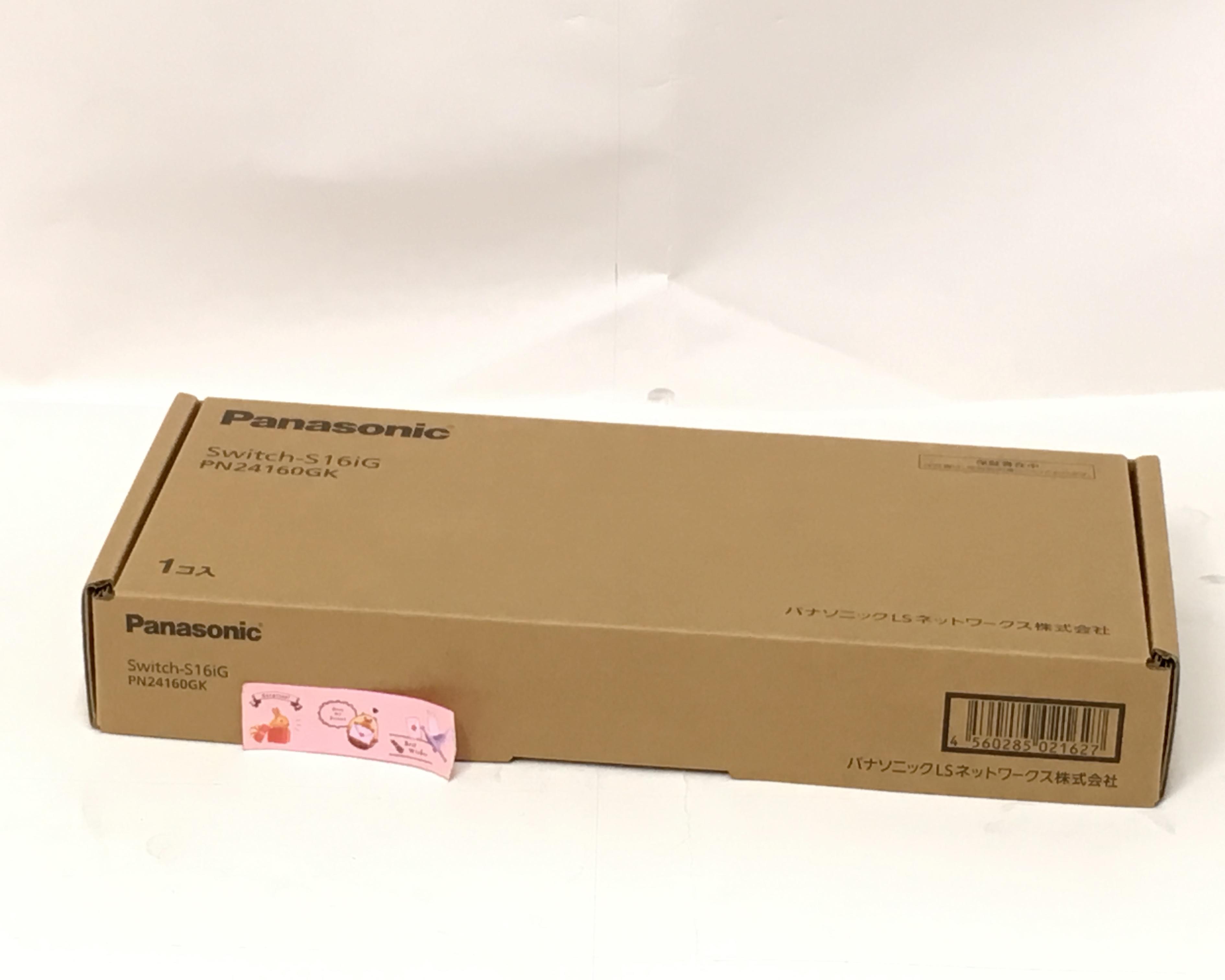 【新品】パナソニック Switch-S16iG (PN24160GK) メイン画像