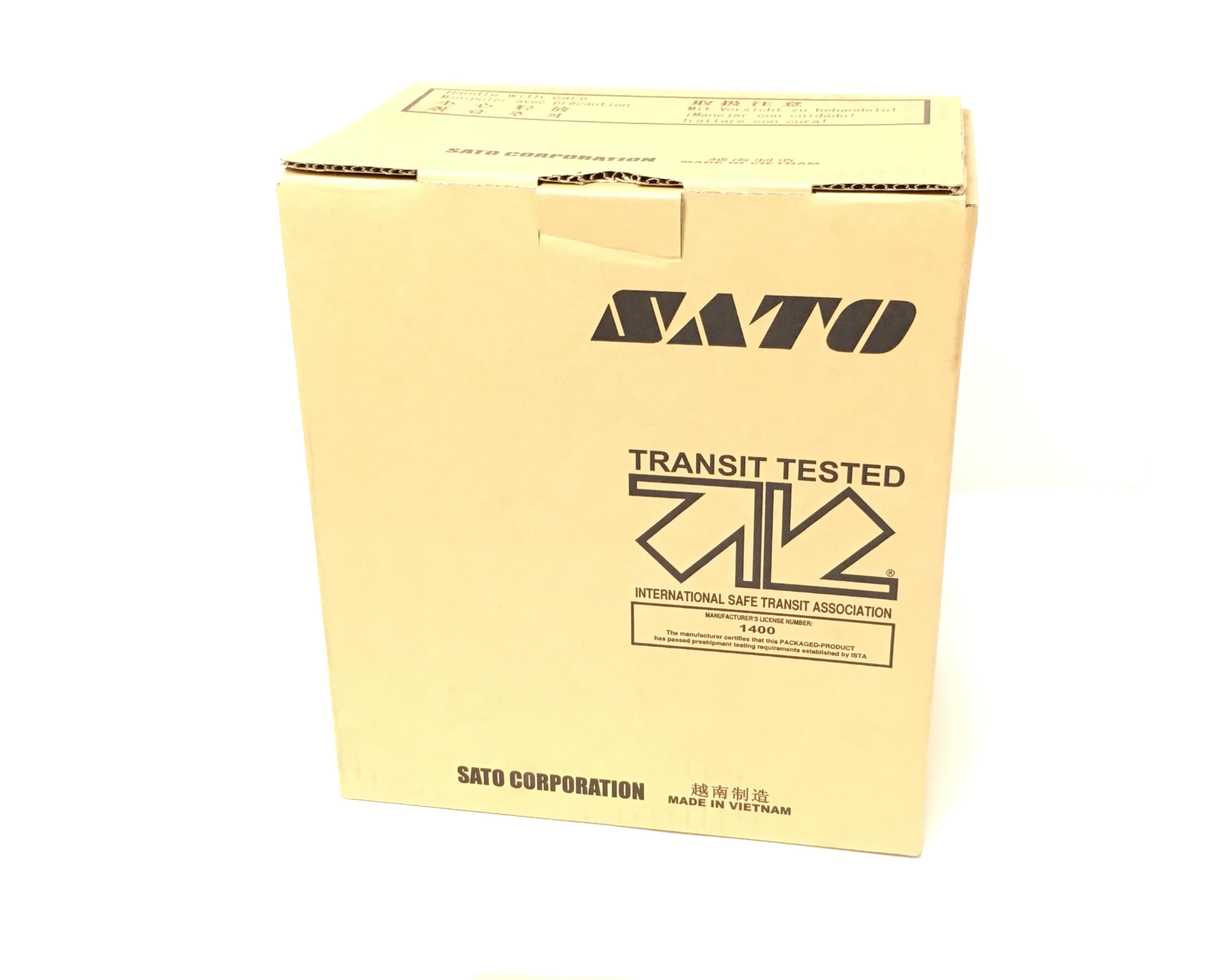 【新品】SATO Barlabe Fl212T (USB/LAN) メイン画像