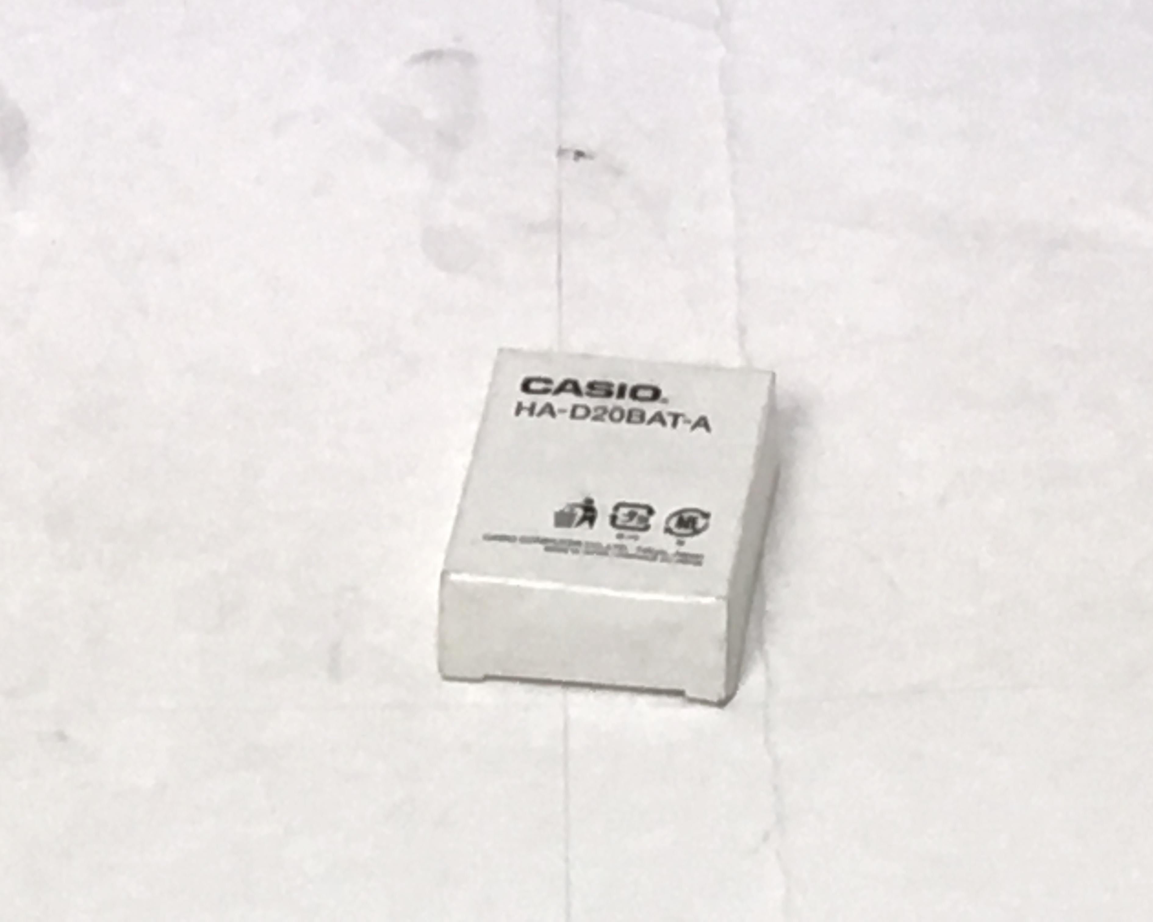 【新品】DT-5200/5300用標準充電池 HA-D20BAT-A メイン画像