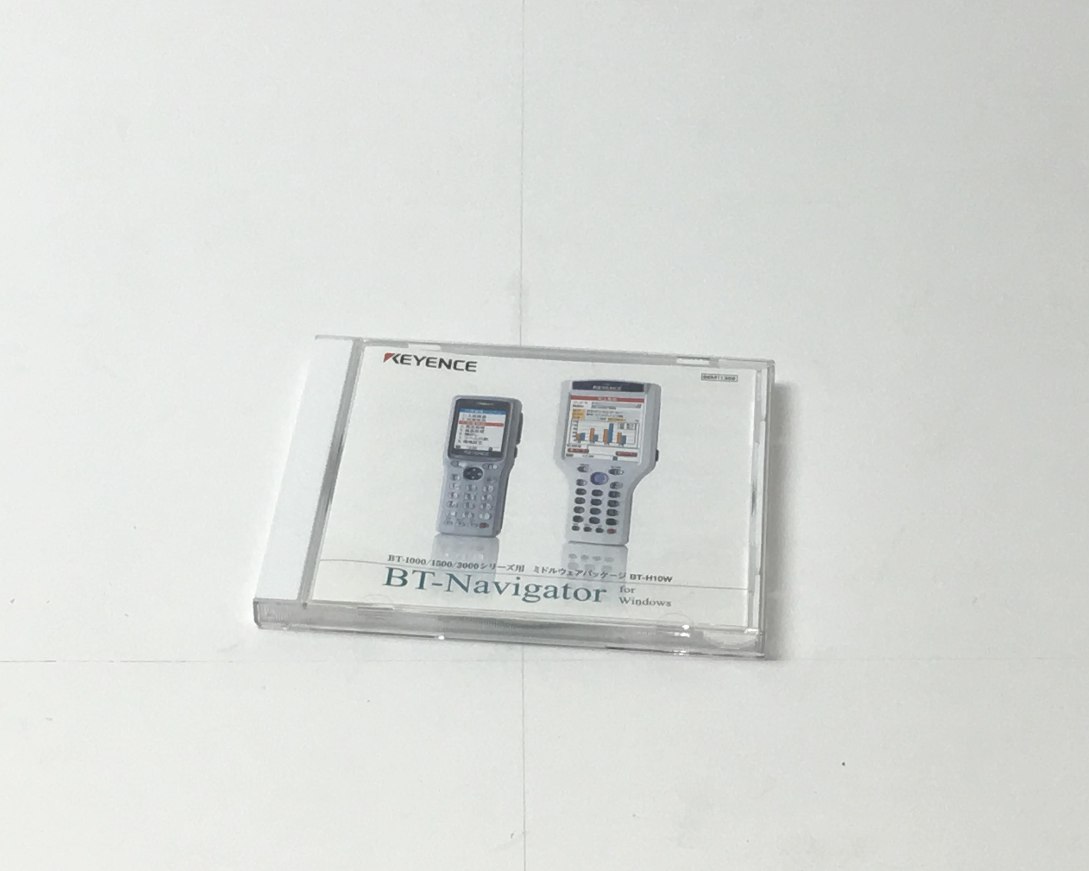 【優良中古】KEYENCE BT-H10W BT-1000/BT-3000シリーズ用開発キット メイン画像
