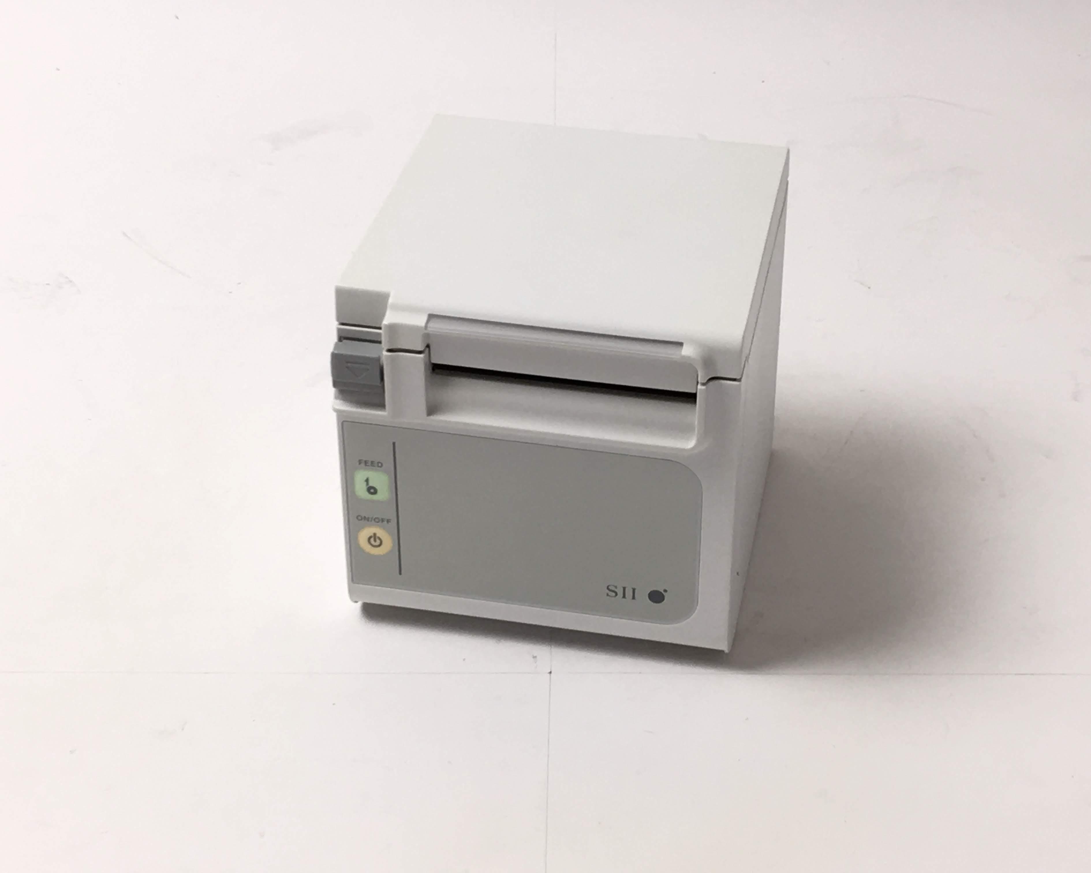 【優良中古】SII レシートプリンター RP-E11-W3FJ1(LAN) メイン画像