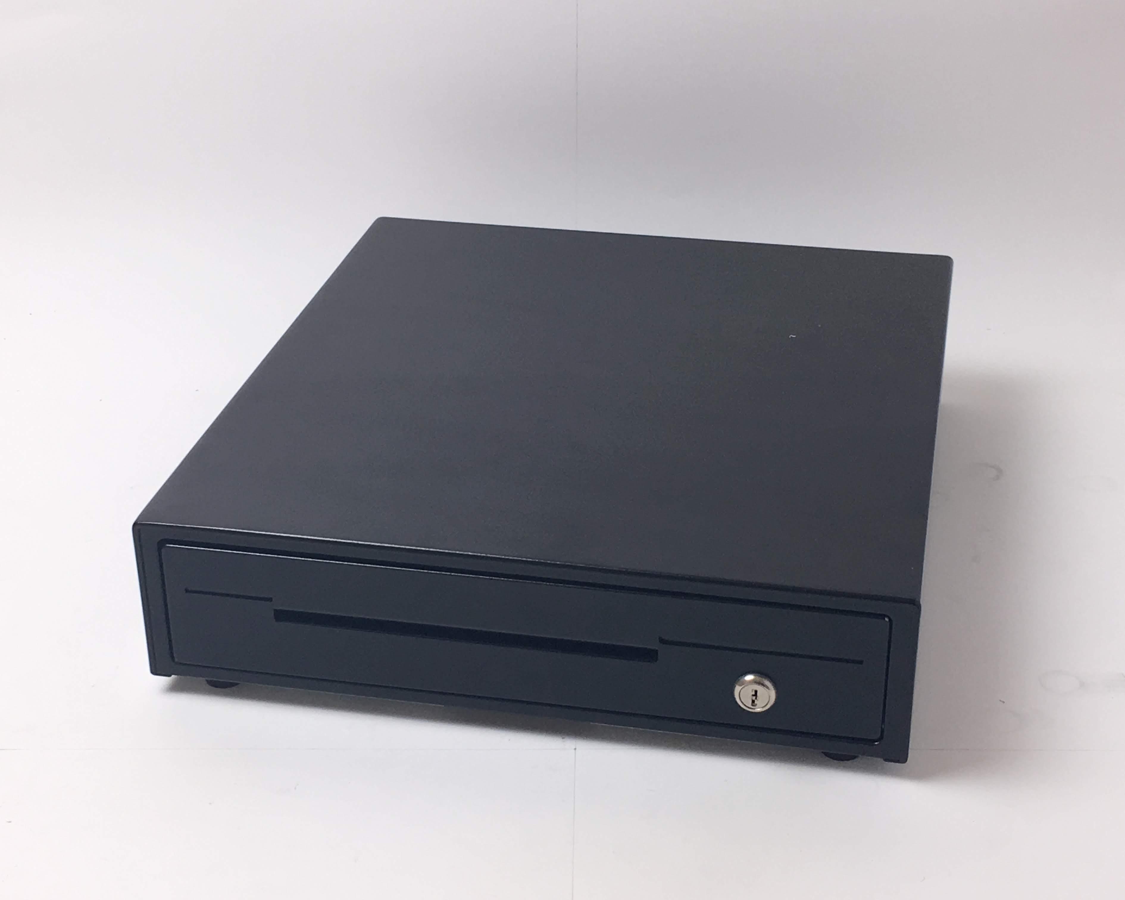 【中古】キャッシュドロア  (小銭6 札3) ブラック メイン画像