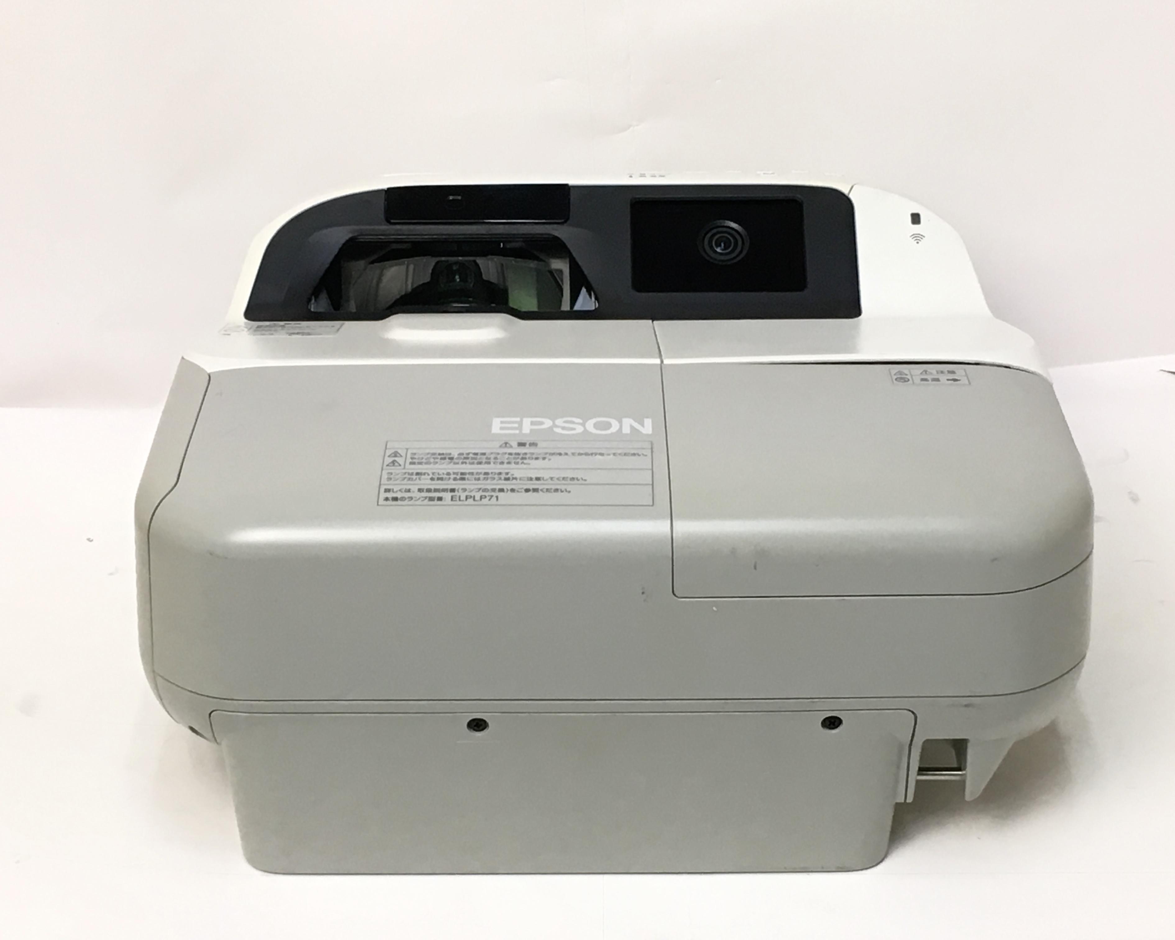 【中古】ビジネスプロジェクター EB-485WT メイン画像