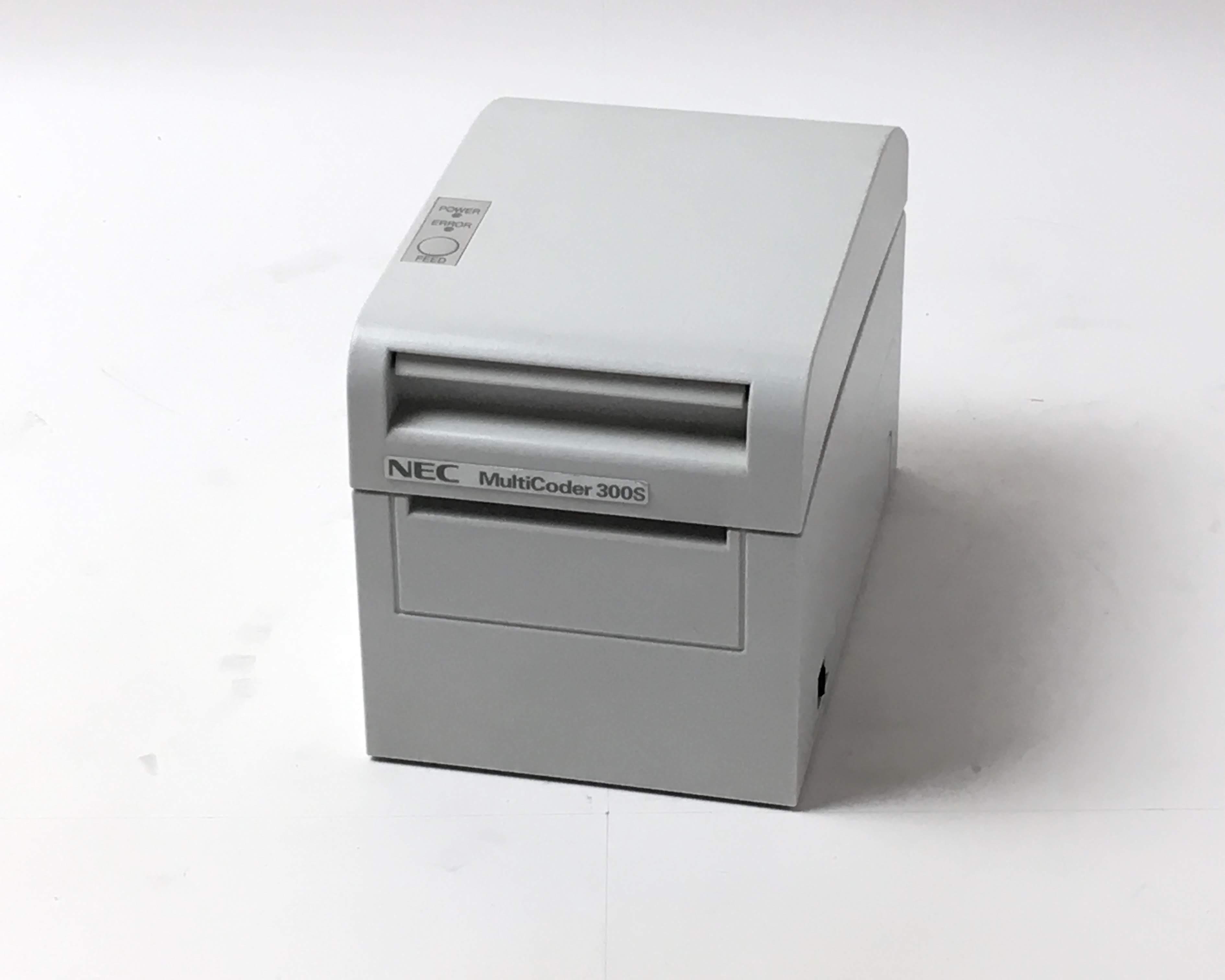 【中古】NEC レシートプリンター PR-T300S2DCL メイン画像
