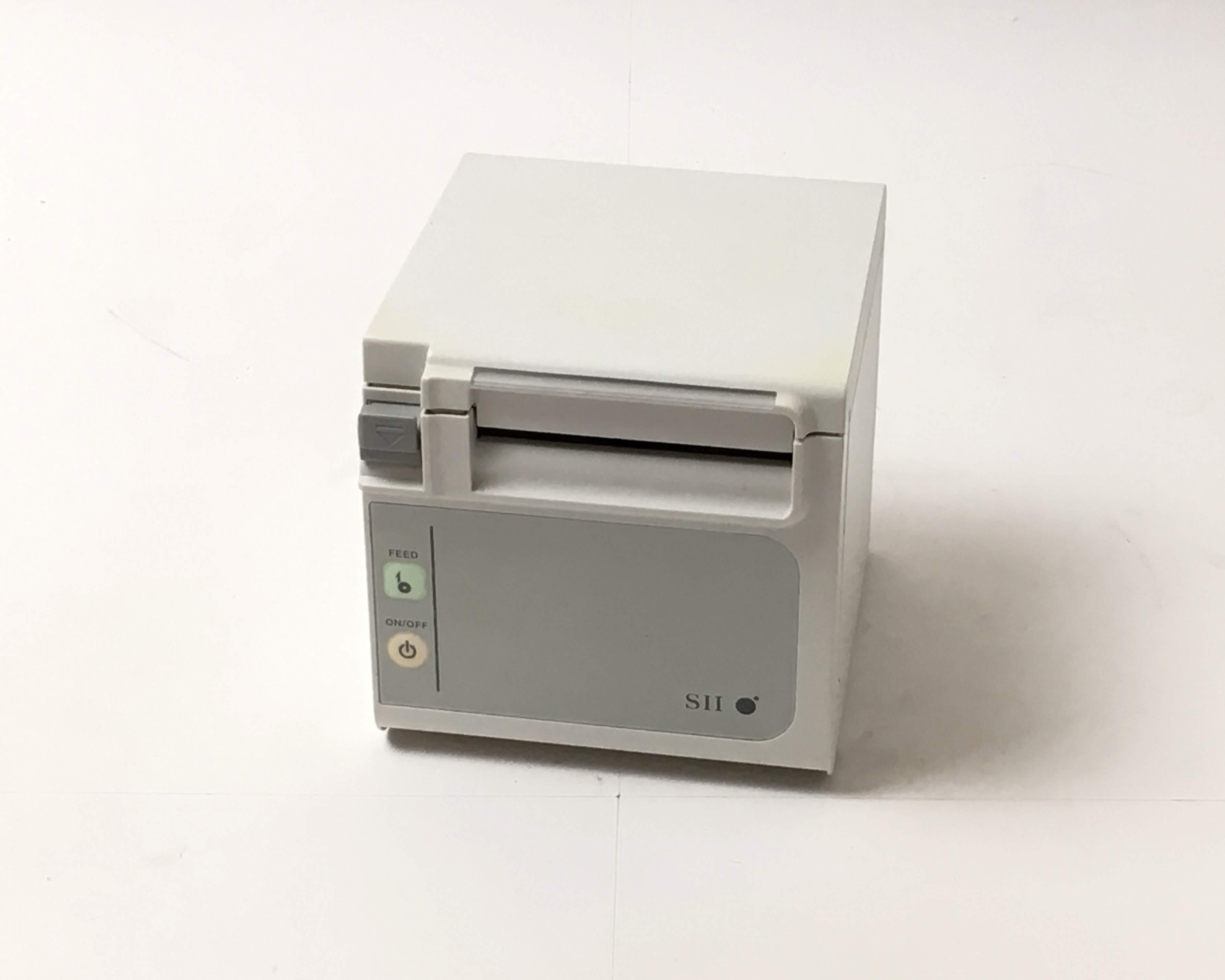 【中古】SII レシートプリンター RP-E11-W3FJ1(LAN) メイン画像