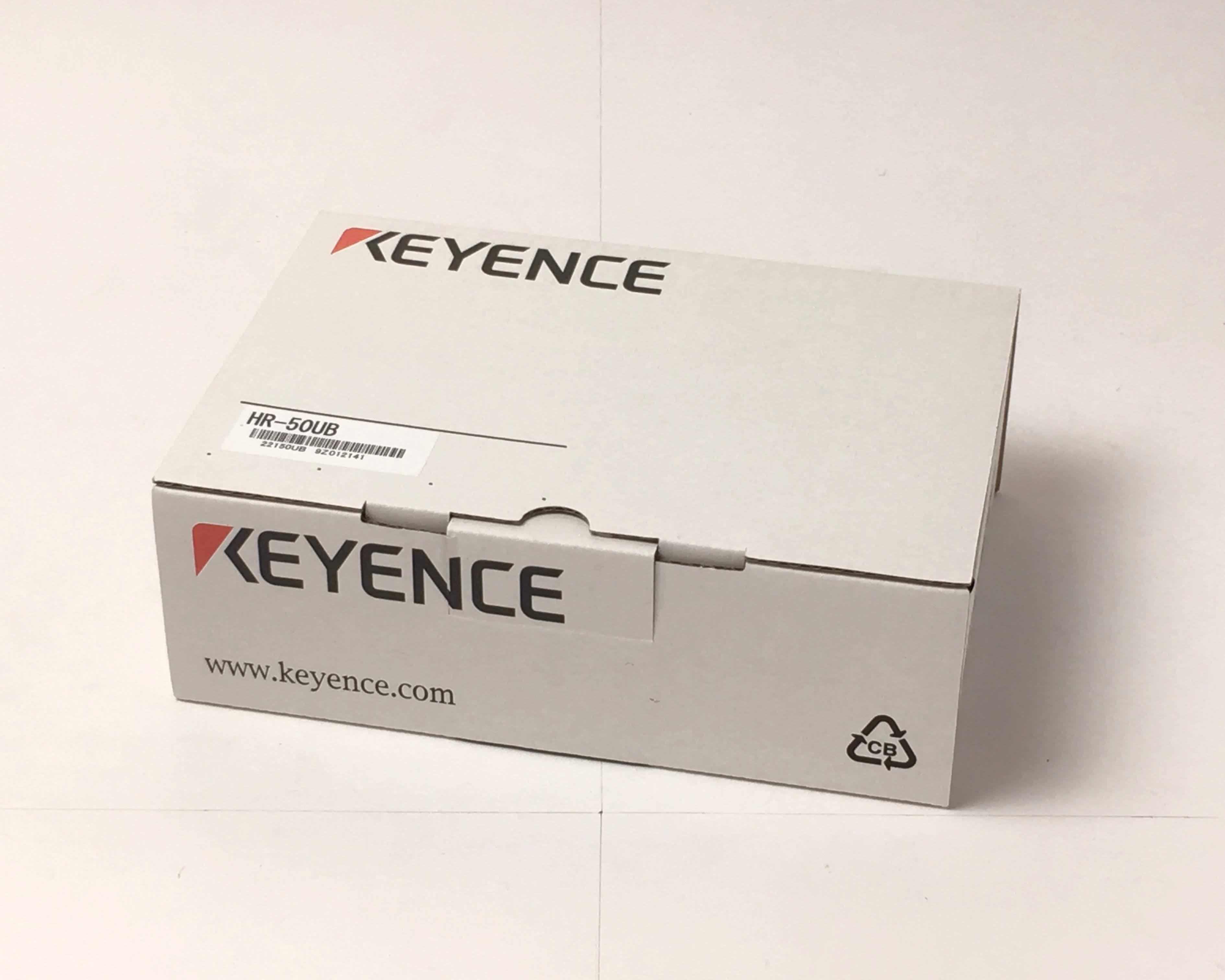 【新品】KEYENCE HR-50UB メイン画像