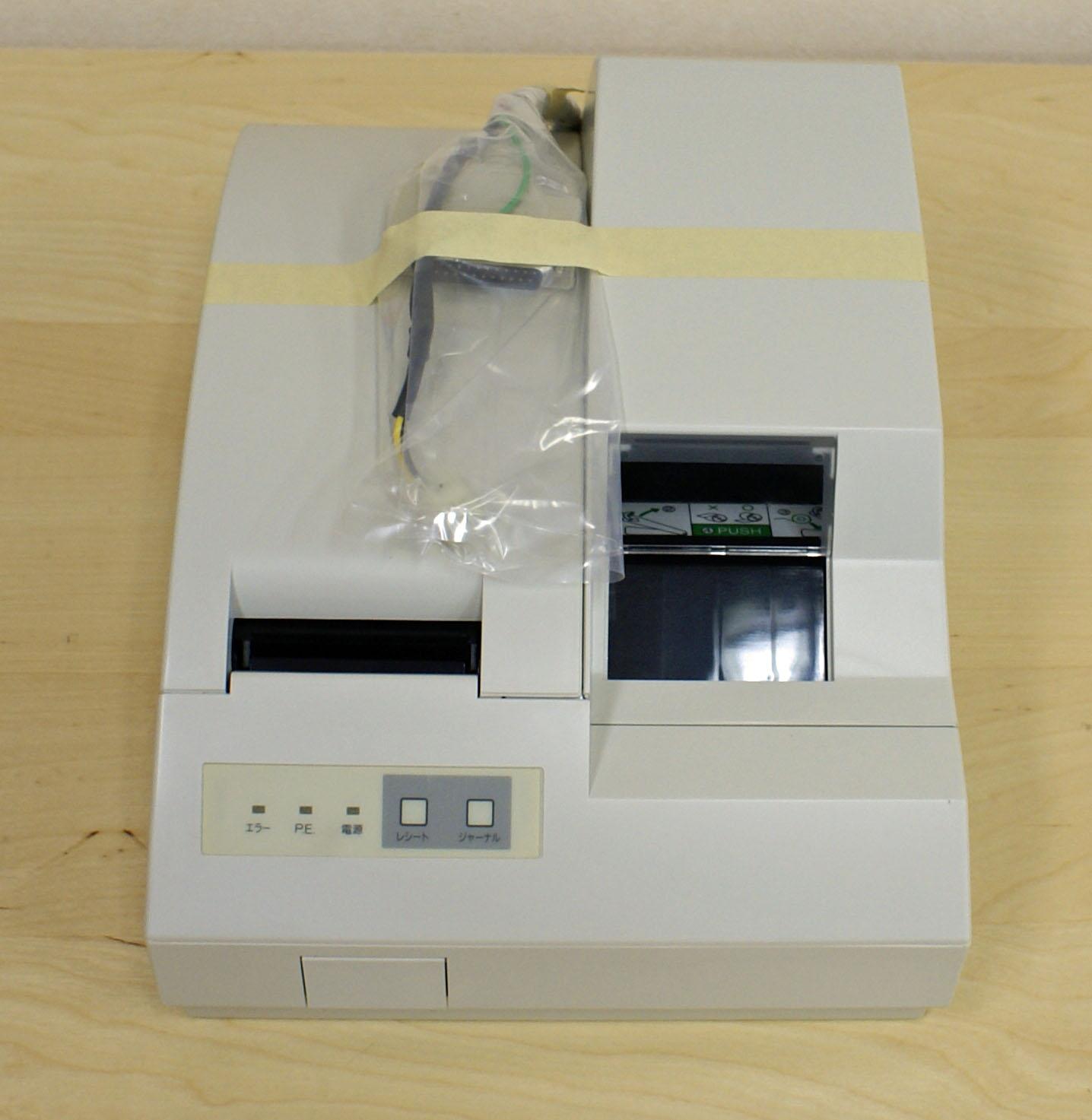 【新品】NEC レシートプリンタ PW-PS44-01