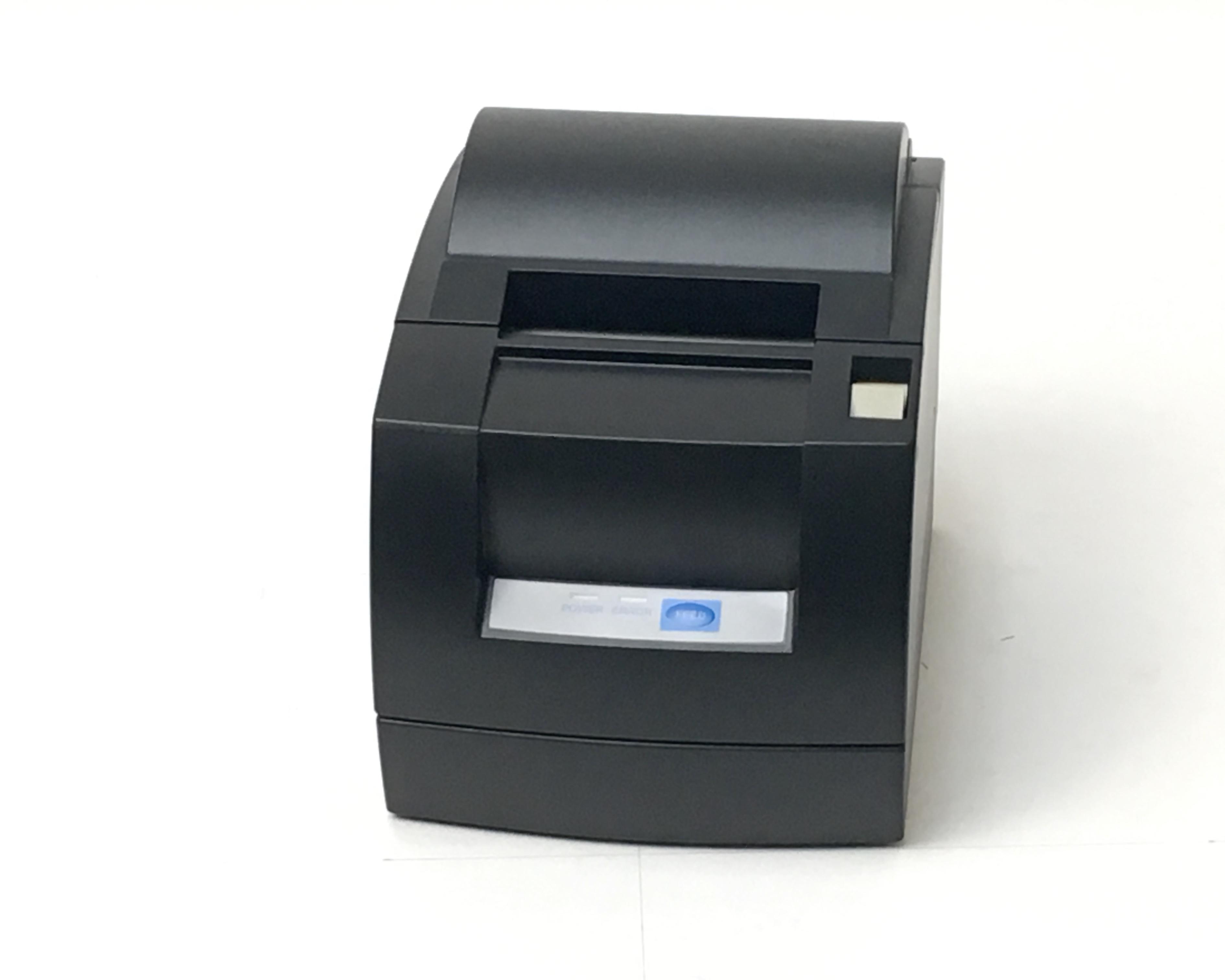 【優良中古】CITIZEN レシートプリンタ CT-S310S(USB・RS232C/80/58mm)ブラック  メイン画像
