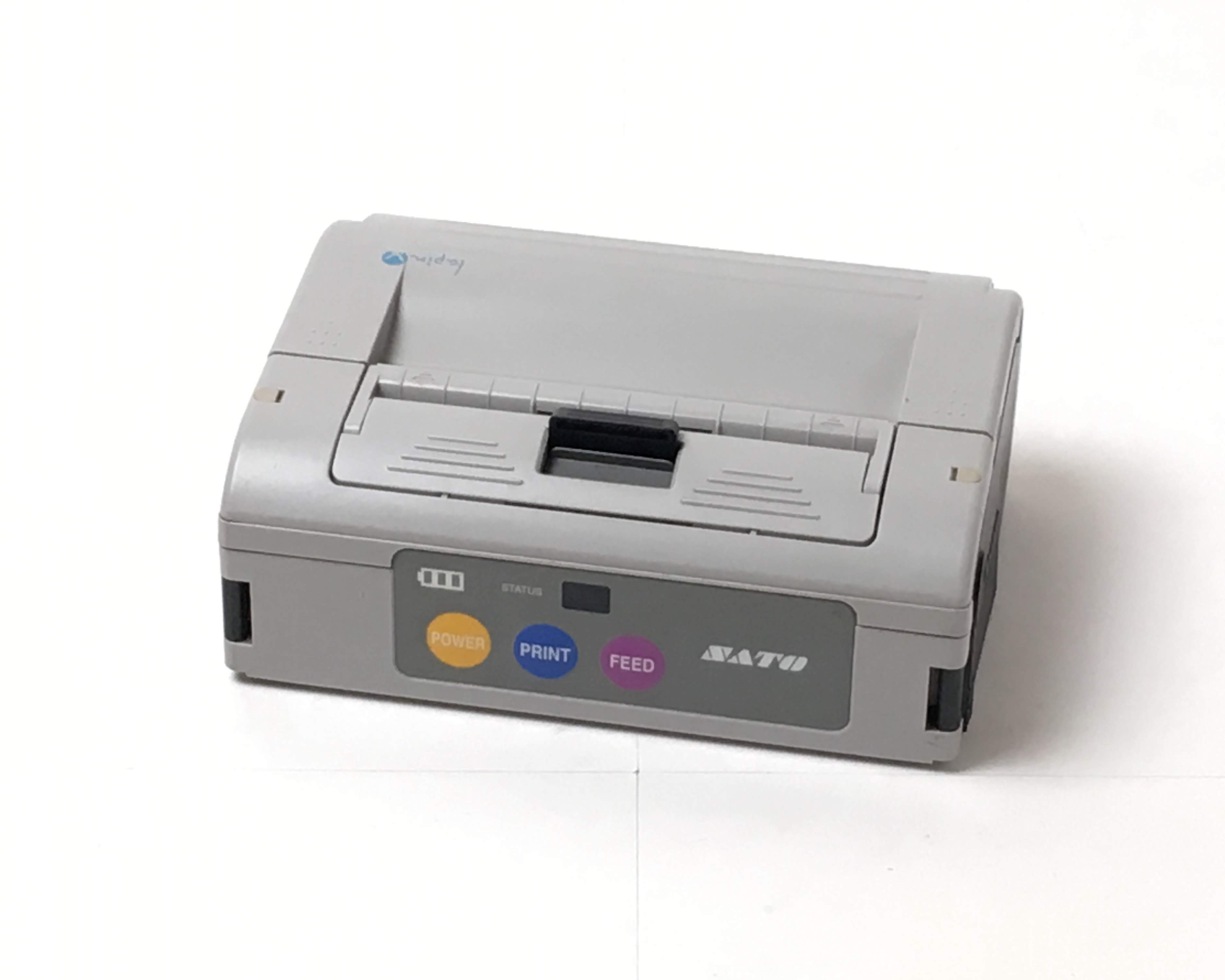 【中古】SATO Lapin(ラパン) PT408e-B2 Bluetooth メイン画像