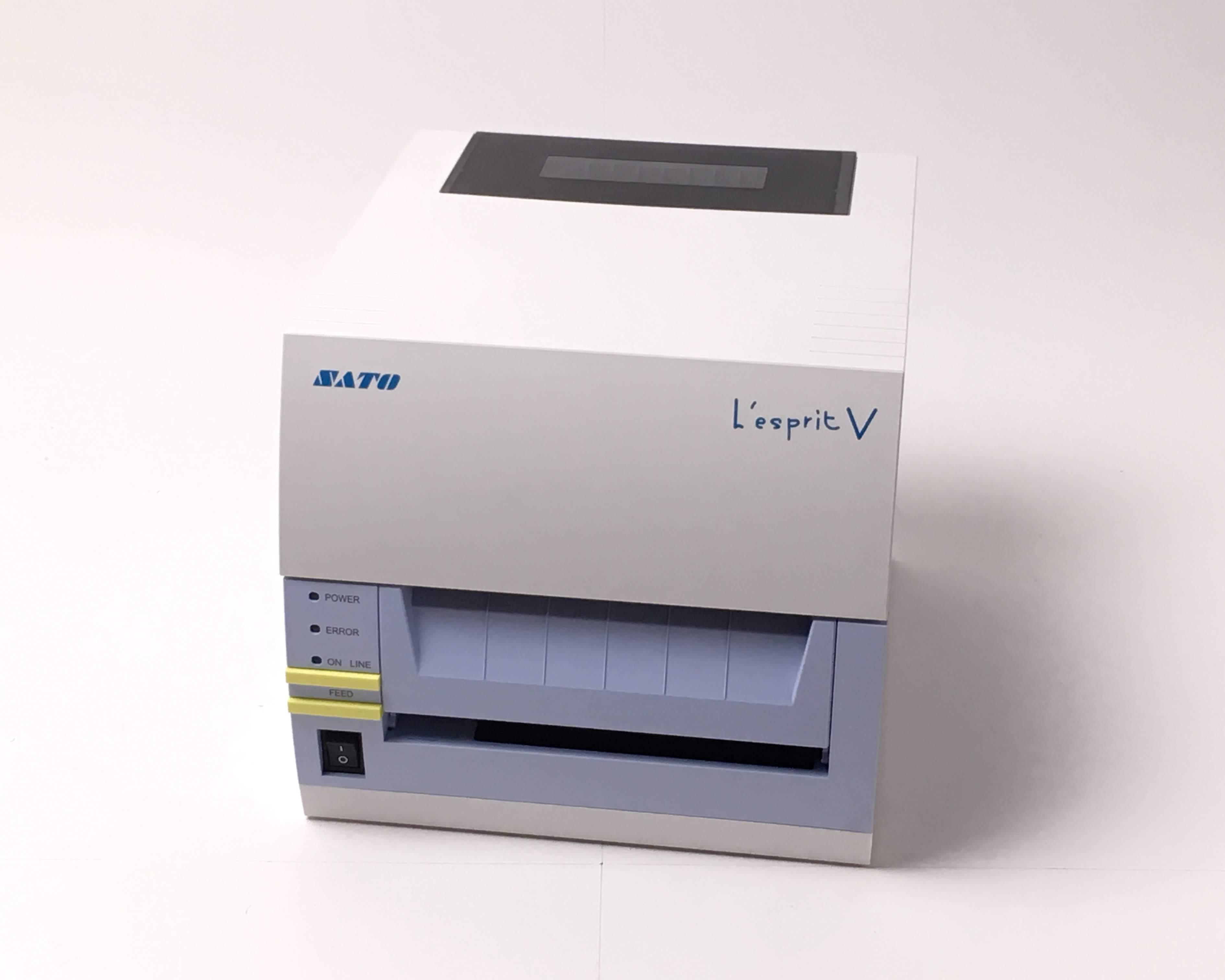 【優良中古】SATO レスプリ(Lesprit) R412v(USB/LAN) メイン画像