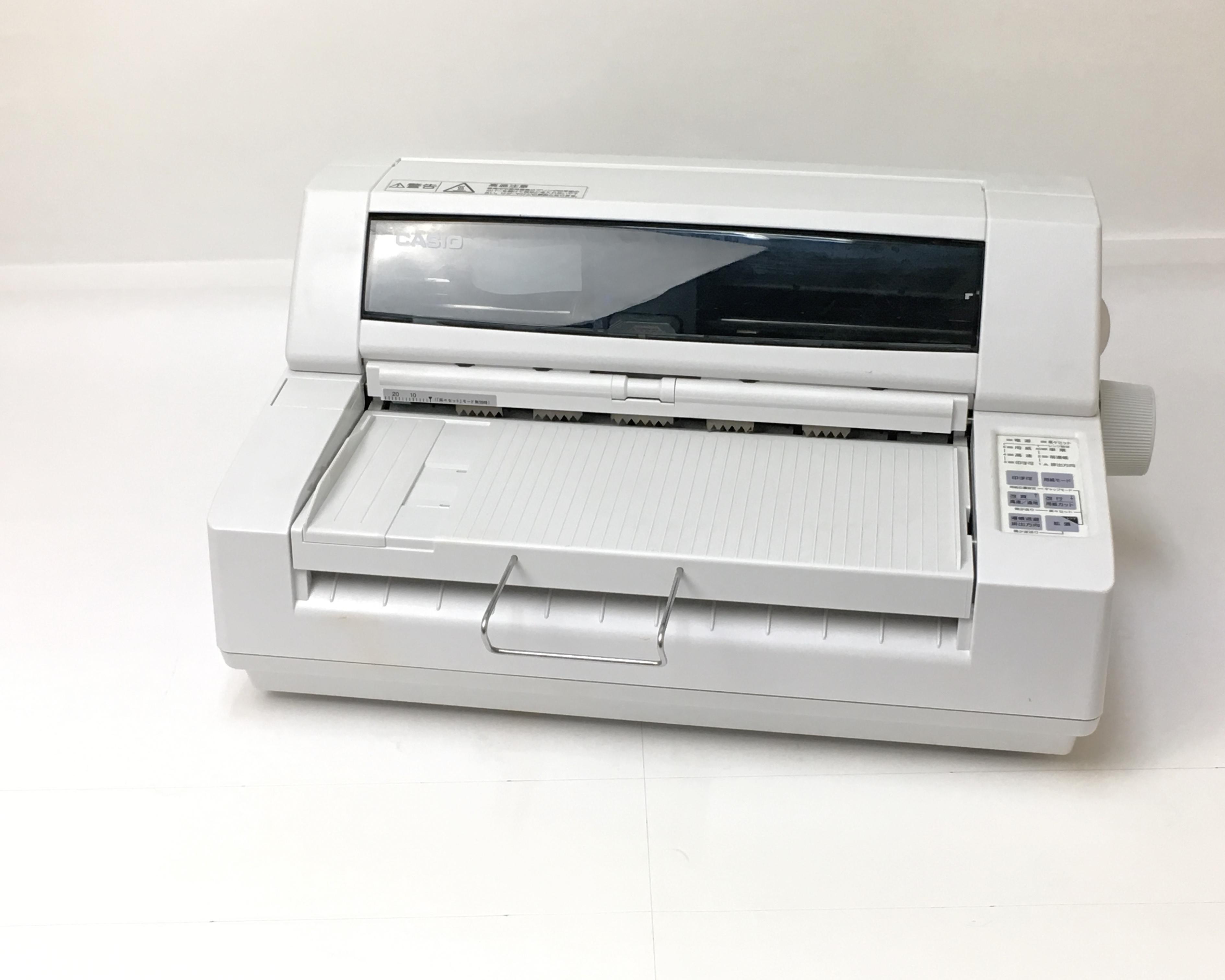 【優良中古】CASIO 楽市ドットプリンター S-PR-105BX メイン画像