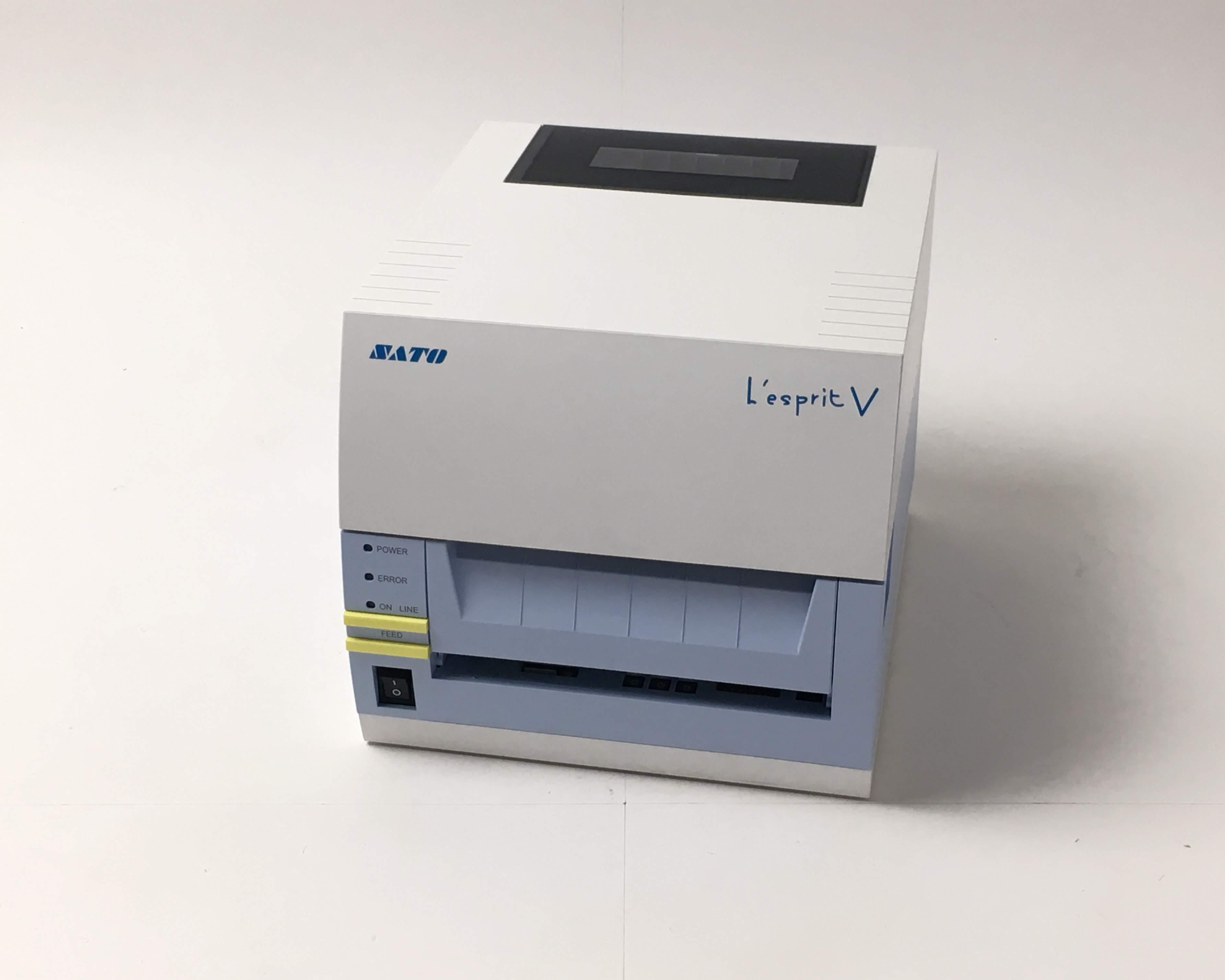 【優良中古】SATO レスプリ(Lesprit) T412v CT (USB/LAN) メイン画像