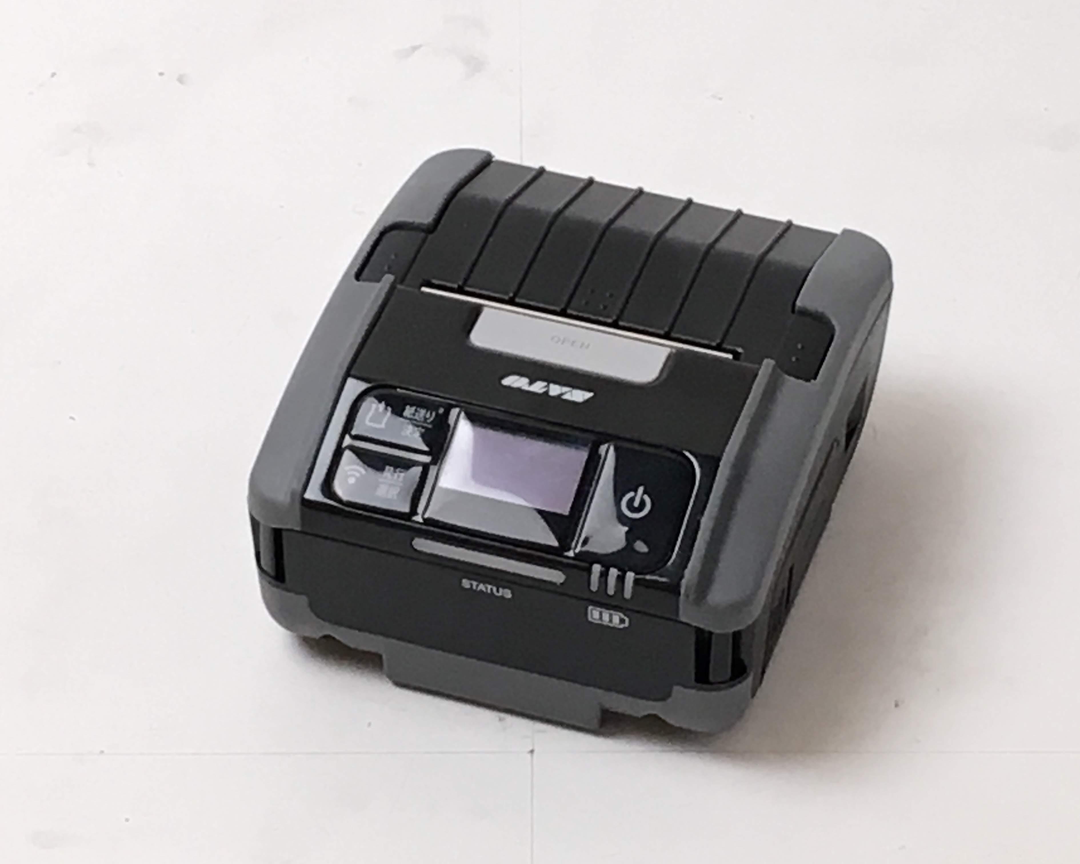 【優良中古】SATO モバイルプリンター VP208 メイン画像