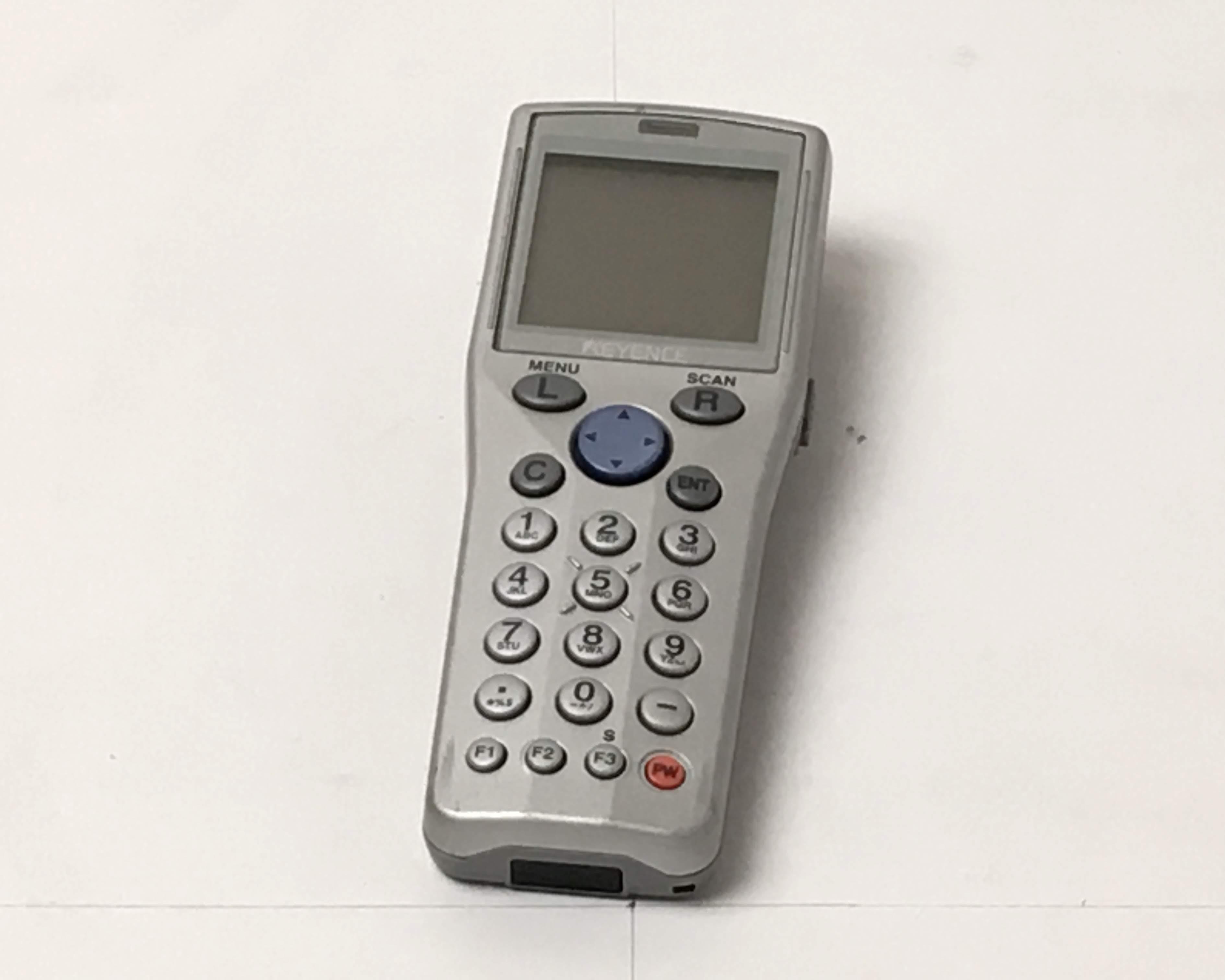 【中古】KEYENCE BT-500(リチウム電池セル新品交換) メイン画像