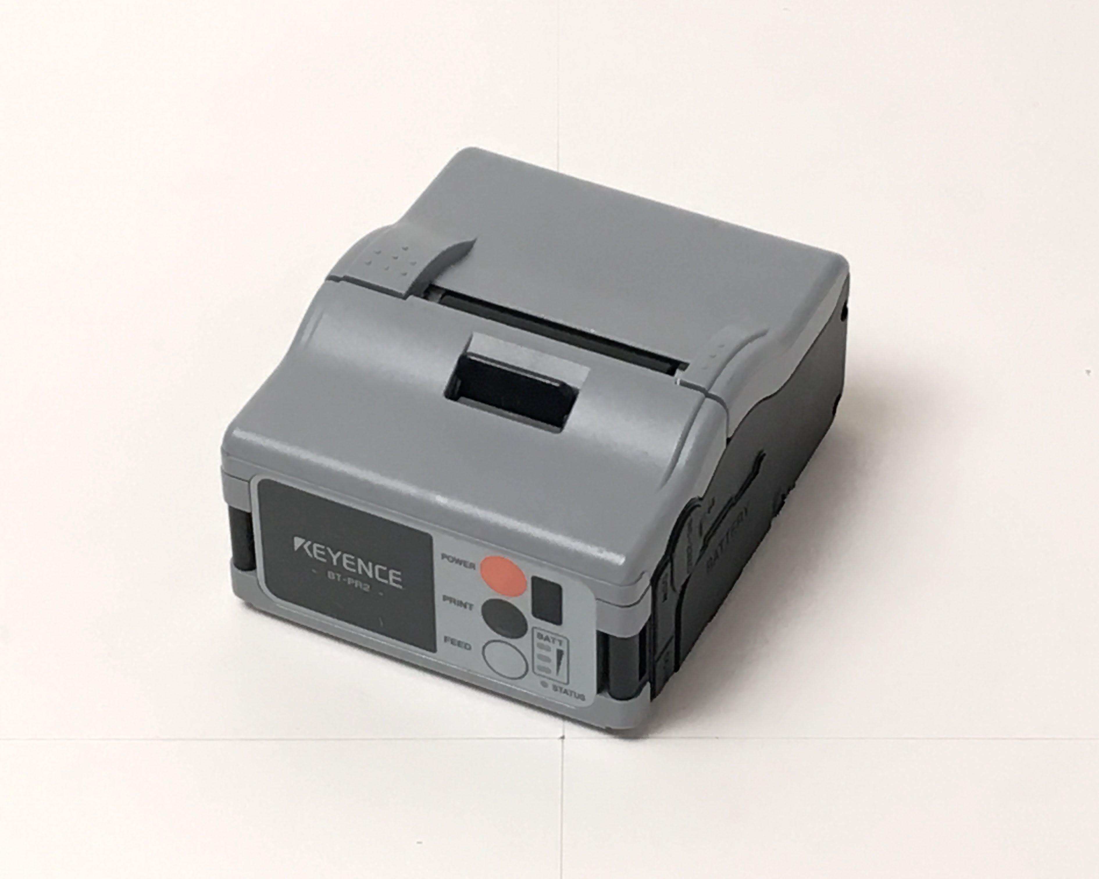 【中古】モバイルプリンター KEYENCE BT-PR2 メイン画像