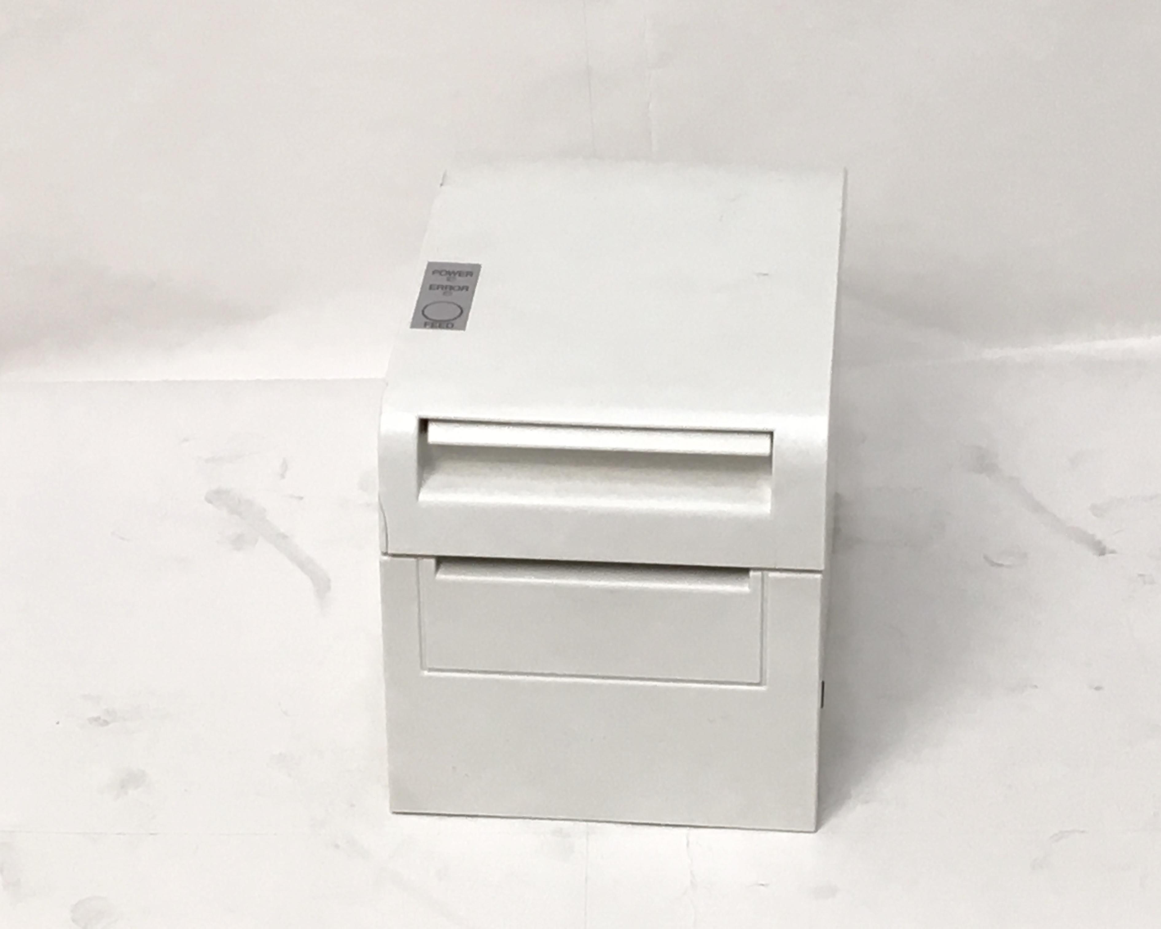【中古】富士通 レシートプリンター FHTPR471(LAN/80mm)ホワイト メイン画像