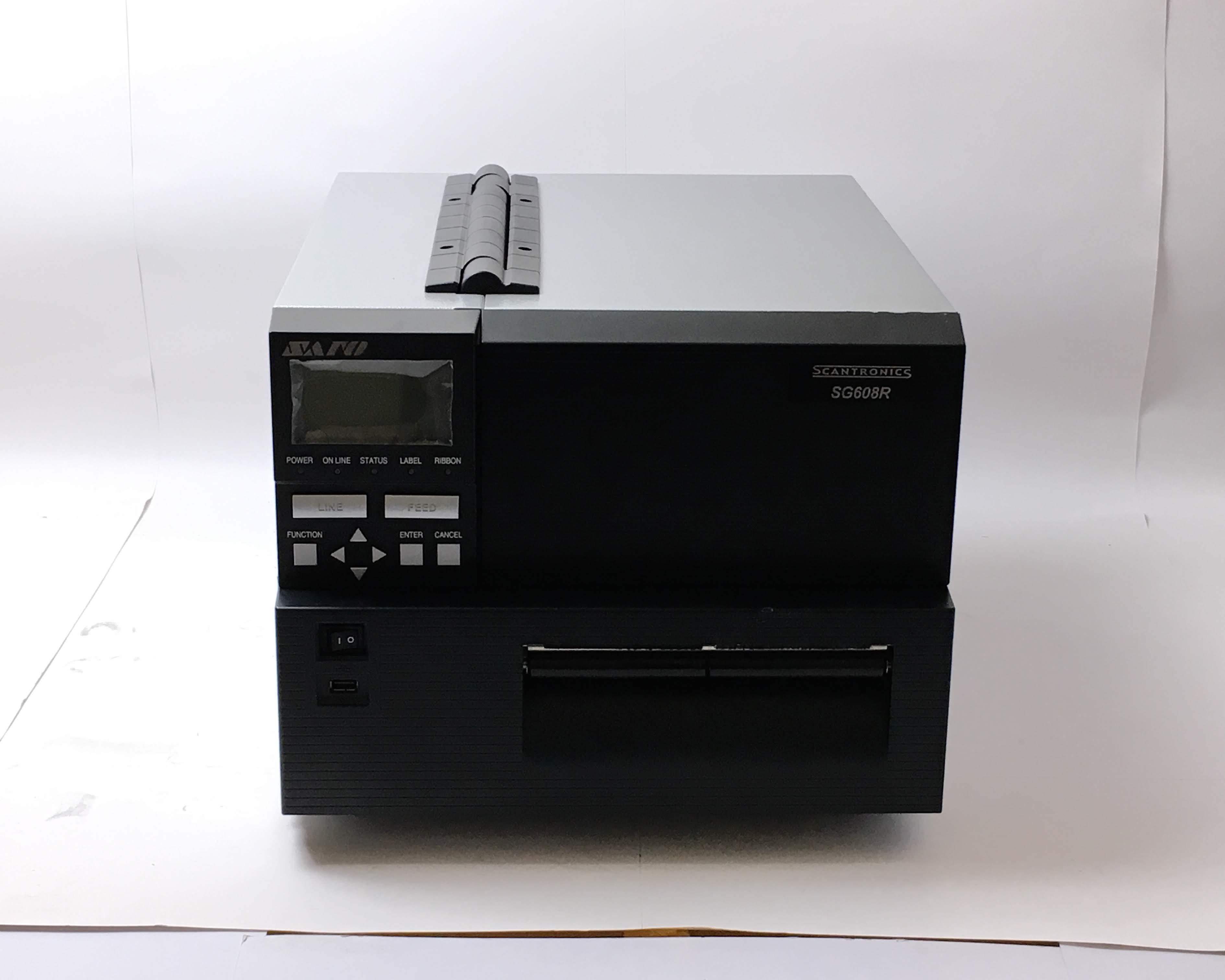 【中古】スキャントロニクス SG608Rプリンター メイン画像