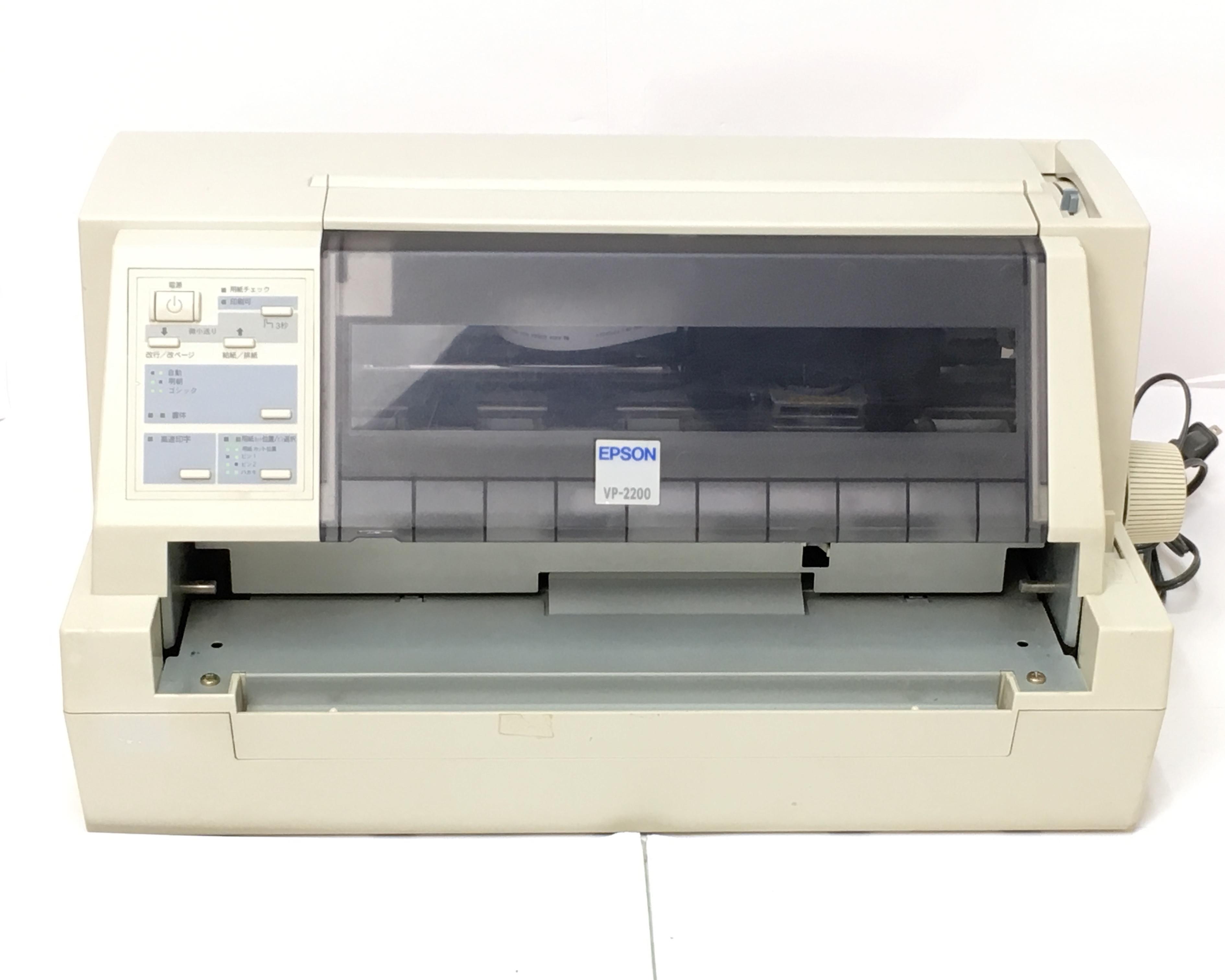 【中古】EPSON VP-2200 メイン画像