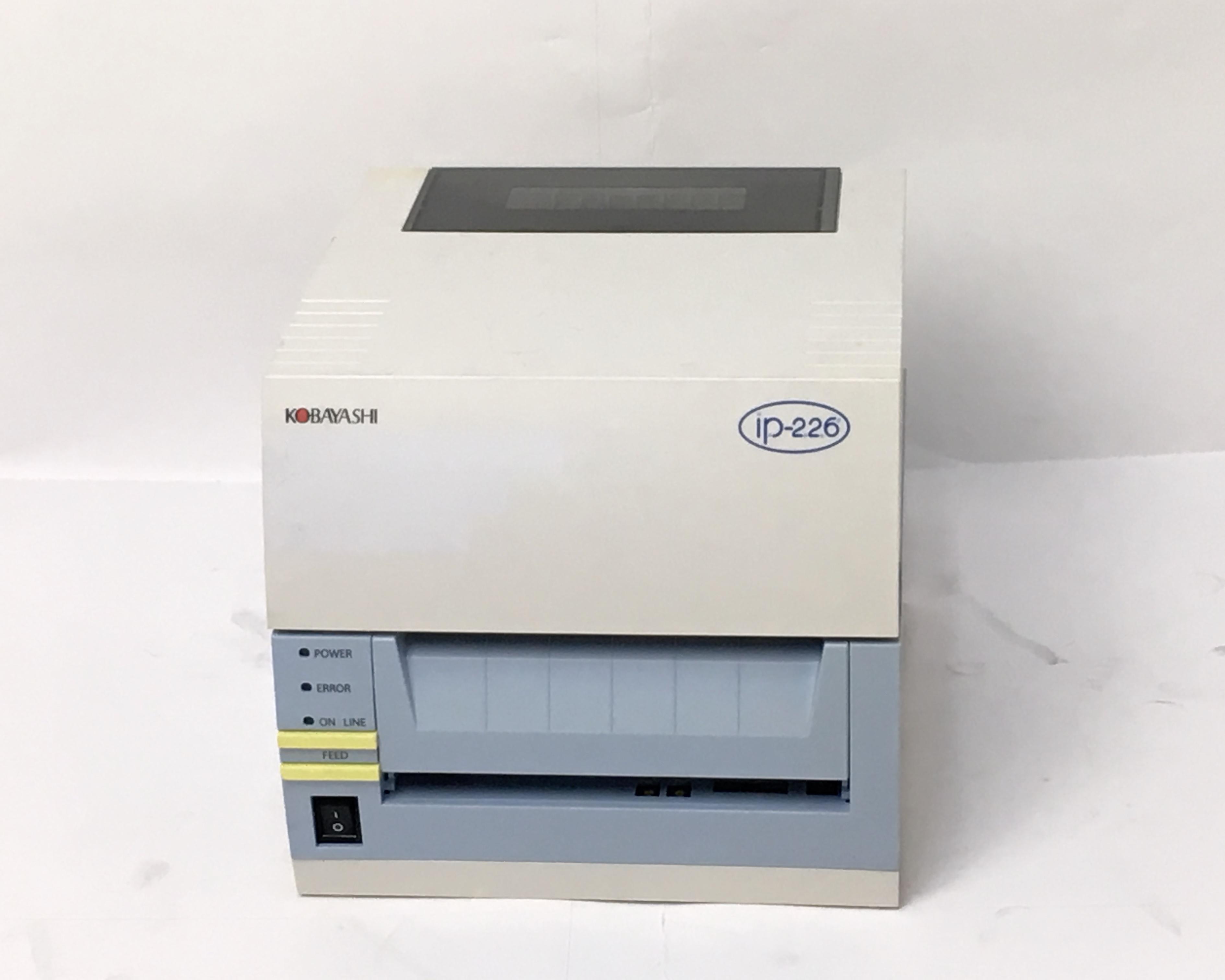 【お買得中古】KOBAYASHI IP-226 CT(USB/LAN/RS232C) メイン画像