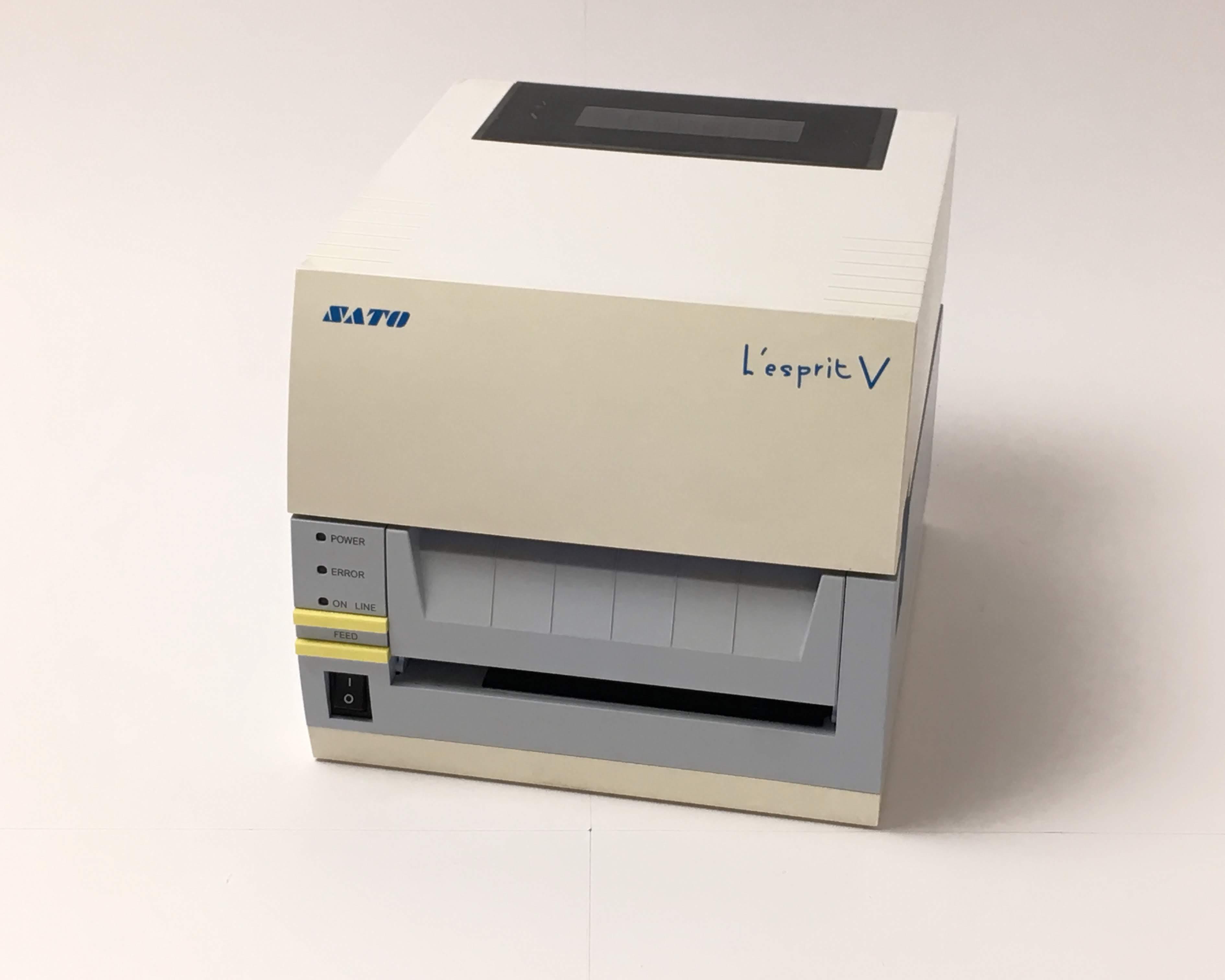 【お買得中古】SATO レスプリ(Lesprit) R408v CT (USB/LAN)  メイン画像