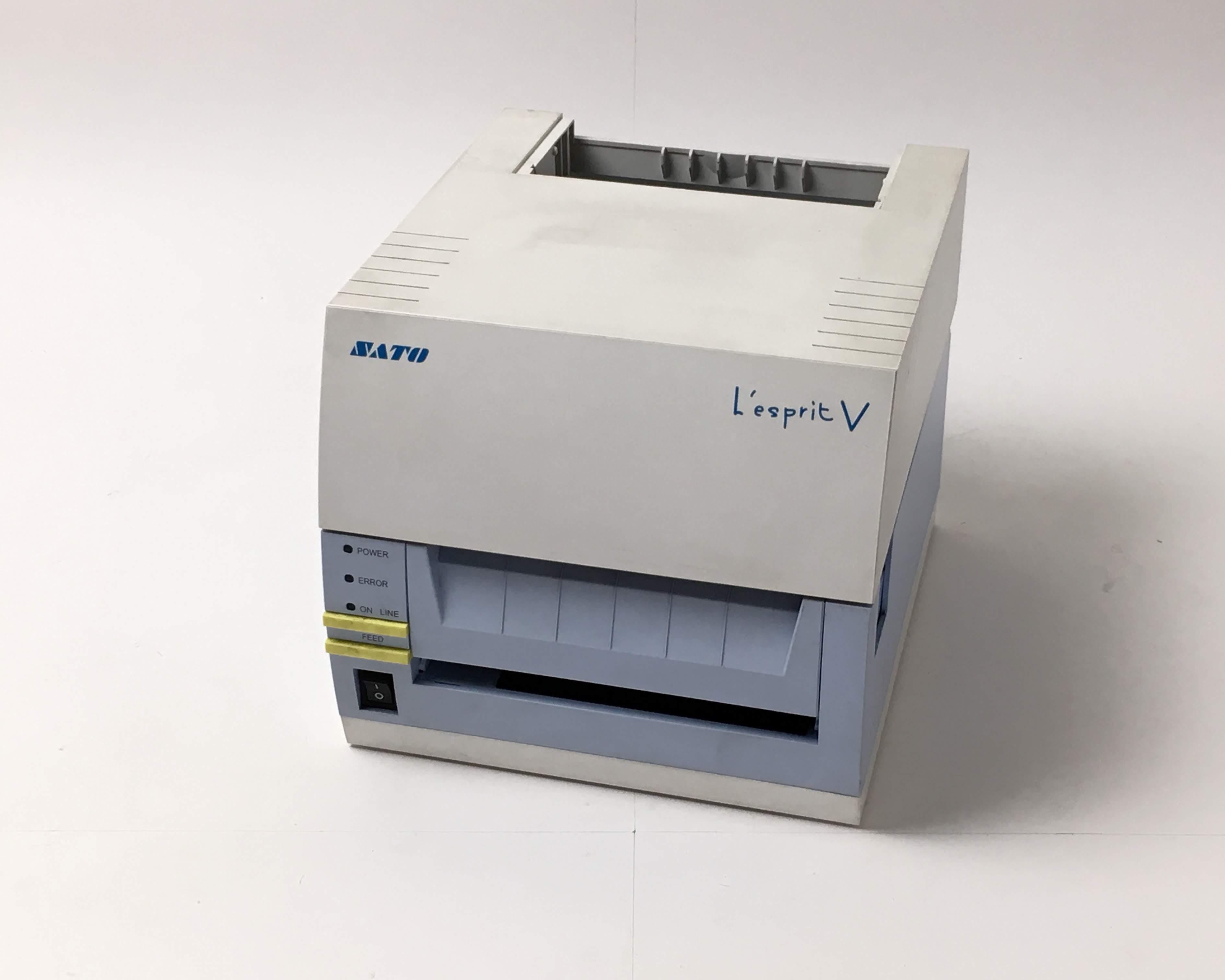 【お買得中古】SATO T408V CT (USB/LAN) メイン画像