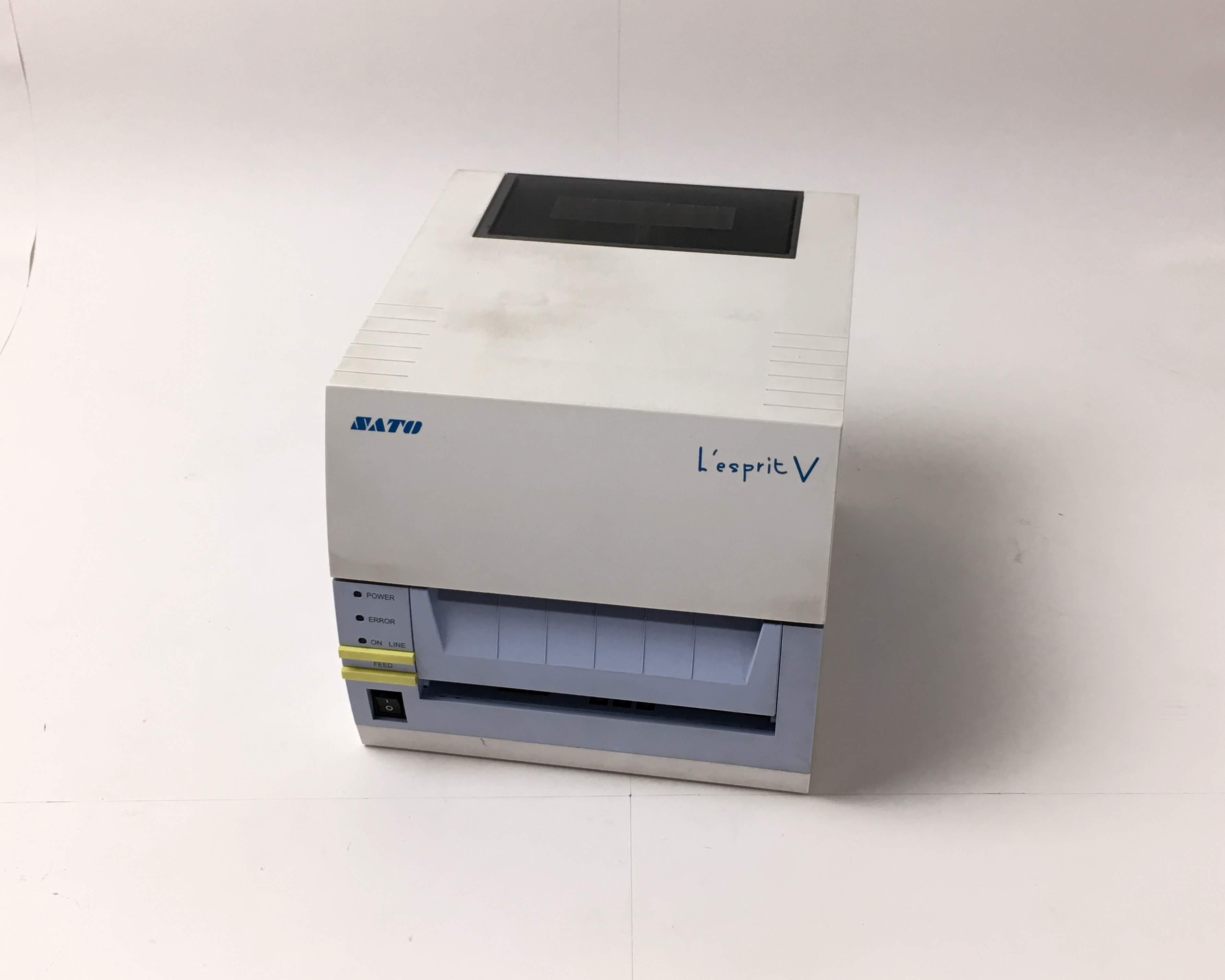【お買得中古】SATO レスプリ(Lesprit) T408v CT (USB/RS232C) メイン画像