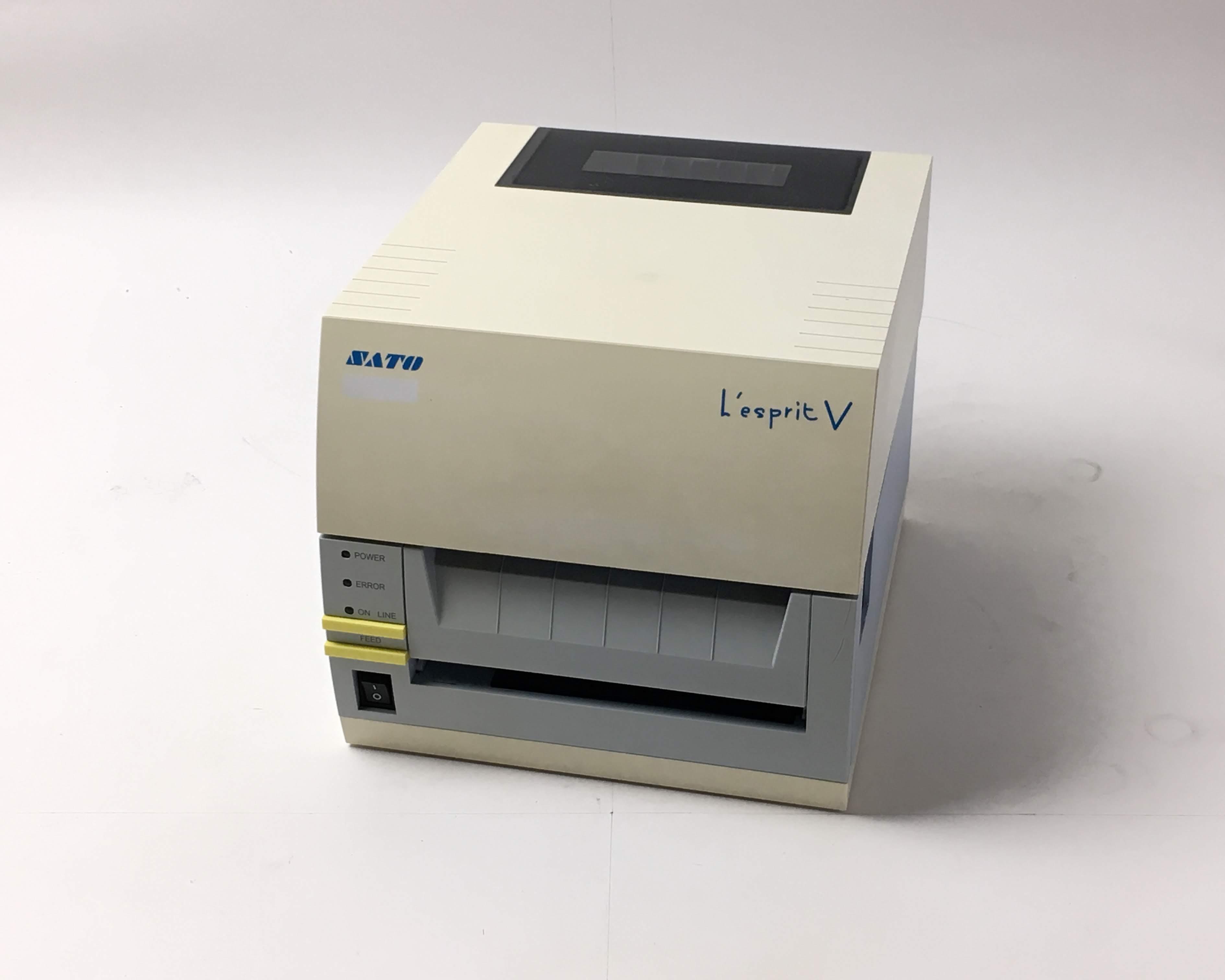 【お買得中古】SATO レスプリ(Lesprit) T408v(USB/LAN)  メイン画像