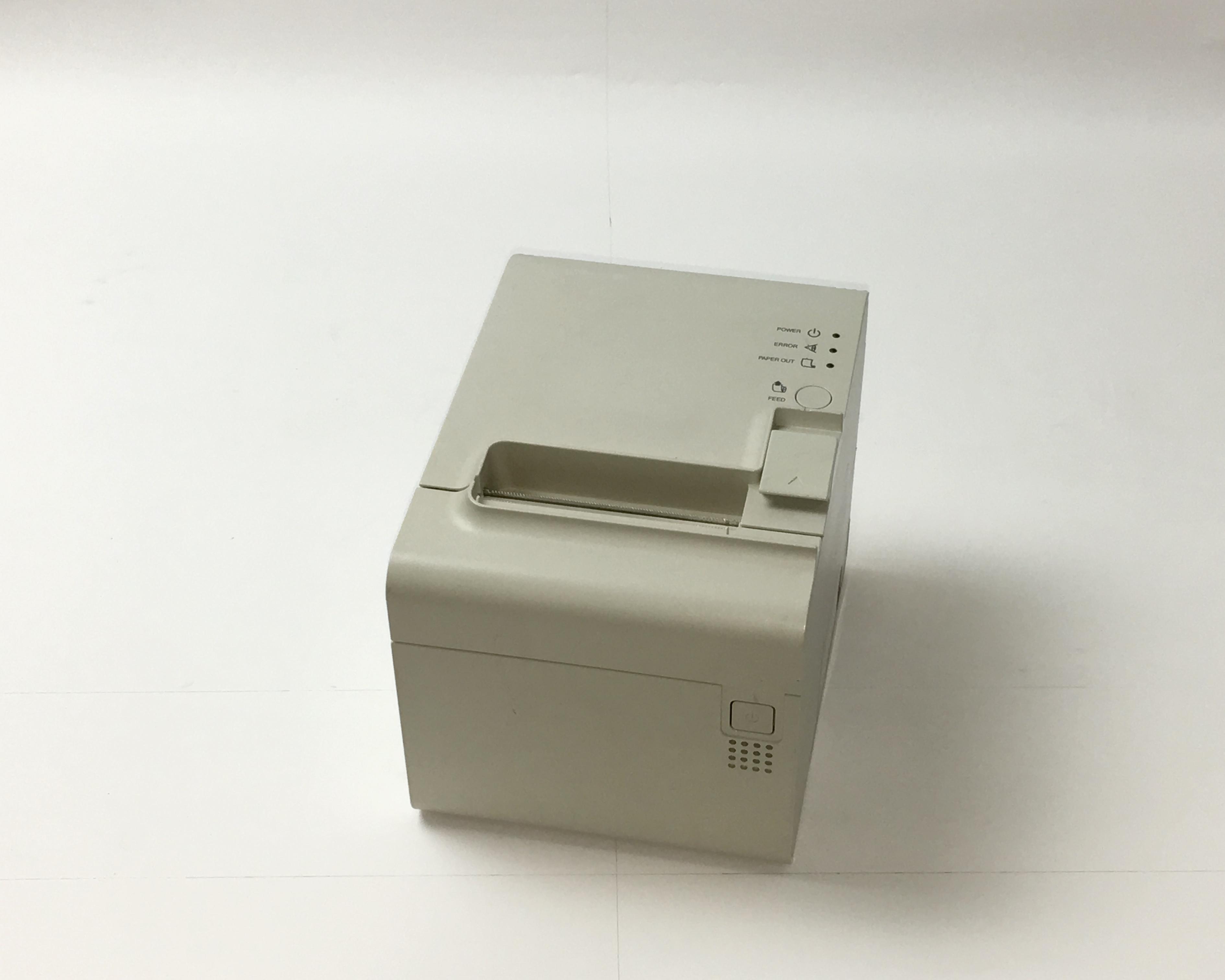 【お買得中古】EPSON レシートプリンタ TM-T90(USB/80mm)ホワイト メイン画像