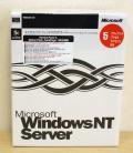 【新品】Microsoft WindowsNT Server 4.0 5クライアントアクセスライセンス付