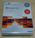 【新品】Microsoft SQL Server 2005 Standard Edition 日本語版 5CAL付き サービスパック2同梱 [CD-ROM]