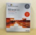 【新品】Microsoft SQL Server 2005 Standard Edition 日本語版 プロセッサライセンス サービスパック2同梱 Windows