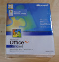【ほぼ新品】Office XP Standard