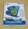 【中古品】Visio2000 Professional Edition SR1