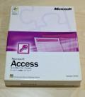【中古品】Microsoft Access Version 2002