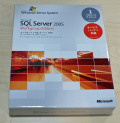 【中古品】Microsoft SQL Server 2005 Workgroup Edition 日本語版 プロセッサライセンス [CD-ROM]