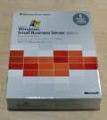 【中古品】Microsoft Windows Small Business Server 2003 R2 Premium Edition 5クライアントライセンス付