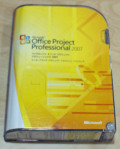 【中古品】Microsoft Office Project Professional 2007