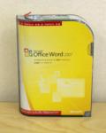 【中古】Microsoft Office Word 2007 アカデミック [CD-ROM] [CD-ROM]