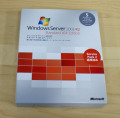 【中古品】Microsoft Windows Server 2003 R2 Standard w/SP2 x64 Edition 5CAL付 日本語版 [CD-ROM]