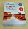 【中古品】Microsoft SQL Server 2005 Enterprise Edition 日本語版 25CAL付き サービスパック2
