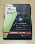 【中古品】Windows Vista StepUpgrade Home Basic to Ultimate SP1