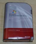 【中古品】Microsoft Windows Small Business Server 2008 日本語版 Premium (5 クライアントアクセスライセンス付)