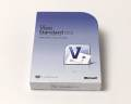 【中古】Microsoft Office Visio Standard 2010 通常版 メイン画像